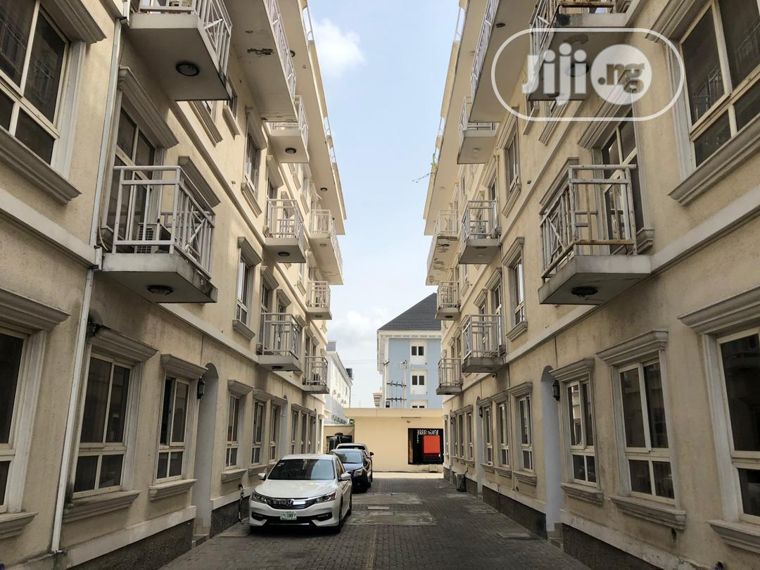 3 Bedroom Terraced Duplex Oniru For Sale