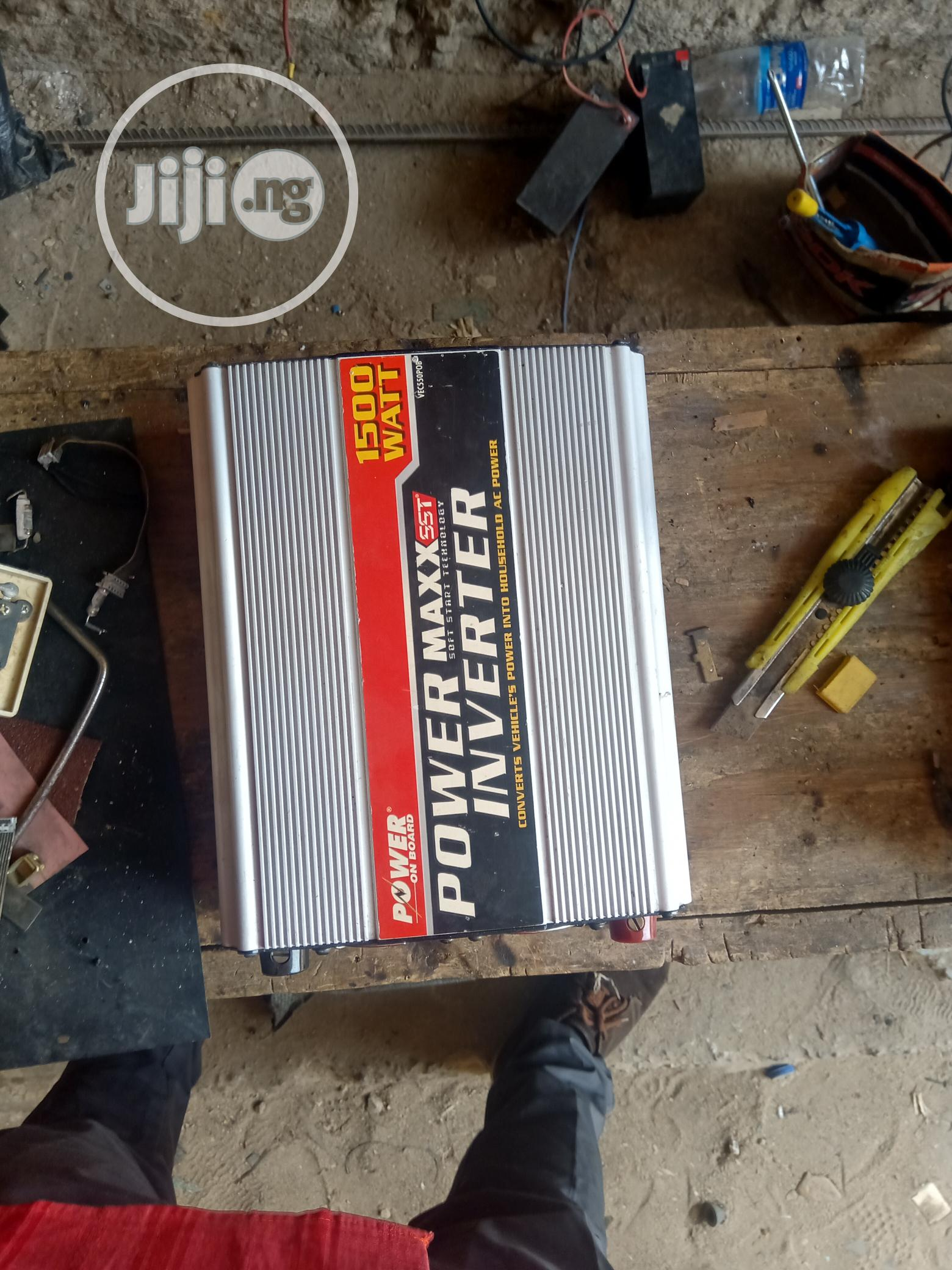 Inverter And Solar   Solar Energy for sale in Lagos State, Nigeria