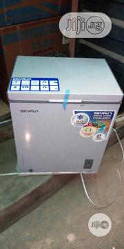 Brand New Skyrun BD-145A Deep Freezer Super Freezing 2years Warranty | Kitchen Appliances for sale in Lagos State, Ojo