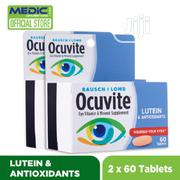 Bausch Lomb Ocuvite Lutein Antioxidants 60 Tablets - Nourish Your | Vitamins & Supplements for sale in Lagos State, Ojo