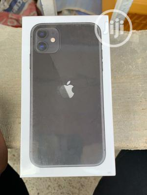 New Apple iPhone 11 64 GB Black | Mobile Phones for sale in Lagos State, Ikeja