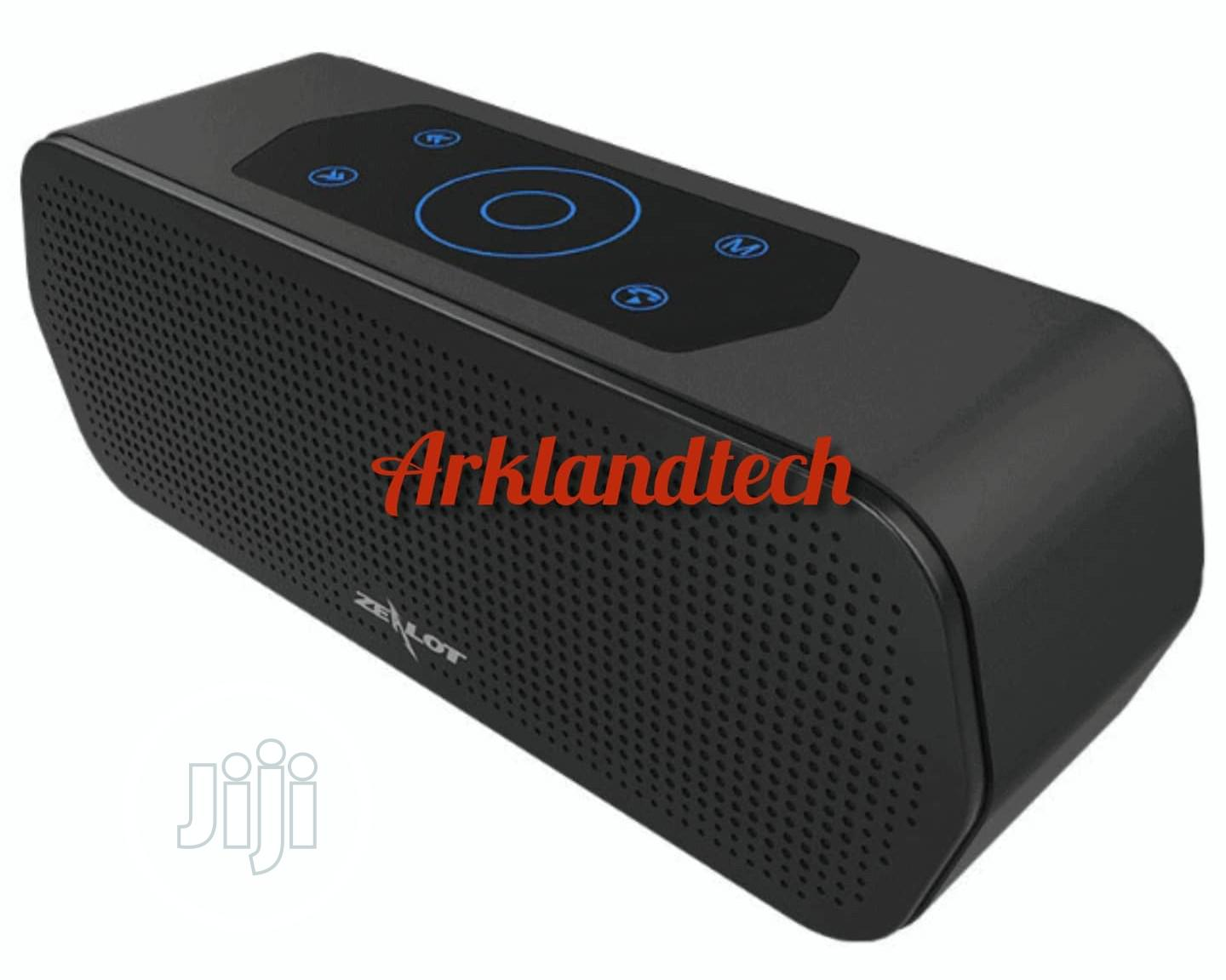 Zealot S20 Wireless Bluetooth Speaker | Audio & Music Equipment for sale in Ikeja, Lagos State, Nigeria