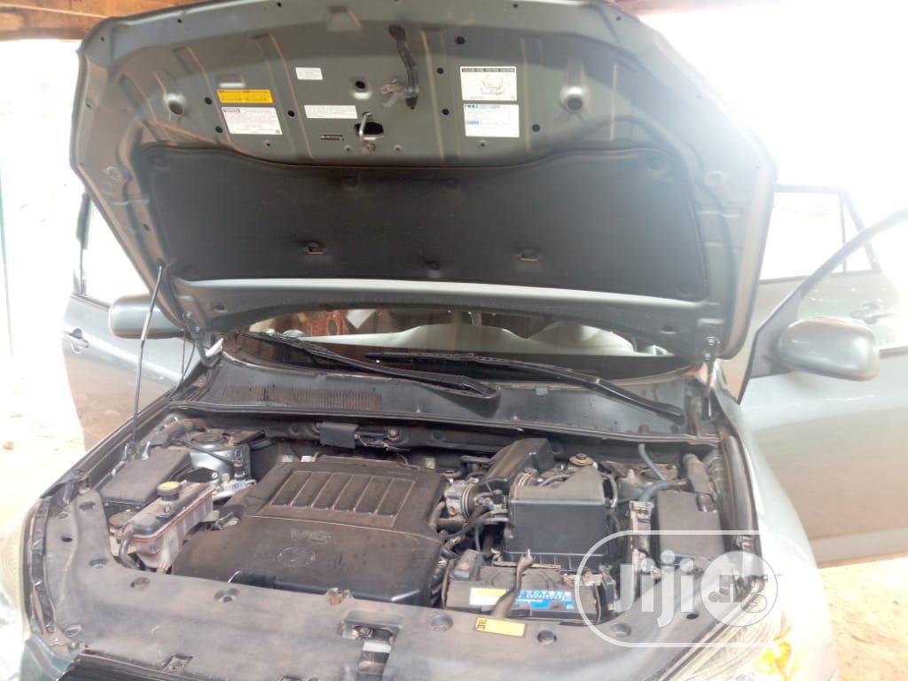 Archive: Toyota RAV4 2007 Sport V6 4x4 Green