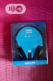 Logitech H340 Usb Headset | Headphones for sale in Lagos State, Ikeja