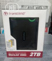 Transcend Usb 3 In 1 Geb 1 Portablehard Drive Storage Jet 23m3 | Computer Hardware for sale in Lagos State, Ikeja