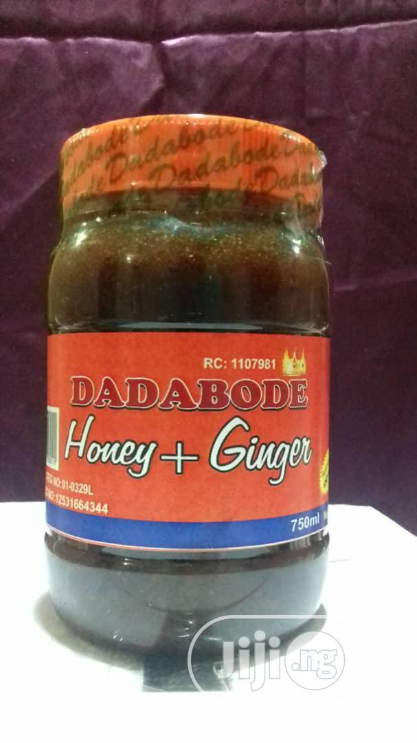 Dadabode Honey and Ginger Mixture