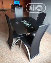 Glass Dining Table 4setter | Furniture for sale in Lagos State, Ajah