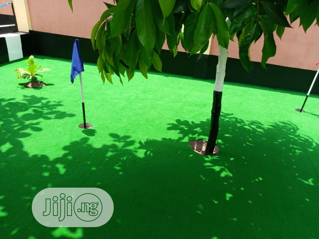 Decorate Gardens, Parks And Schools With Synthetic 35 Mm Grass