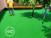 40 Mm Artificial Grass Installation At Oko Oba Lagos State | Landscaping & Gardening Services for sale in Lagos State, Ikeja