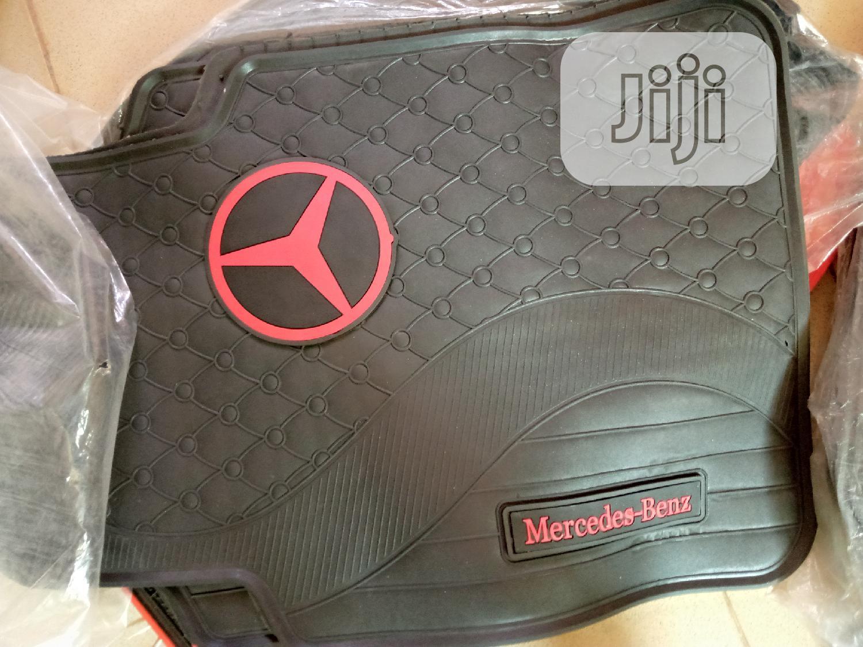 Mercedes Floormat