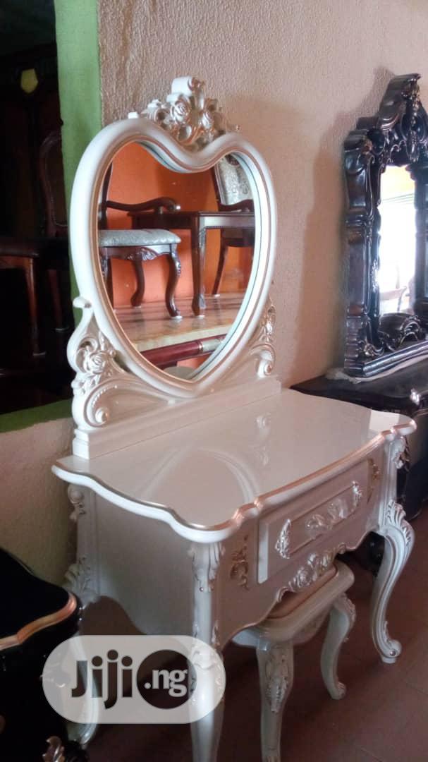 Royal Dressing Mirror