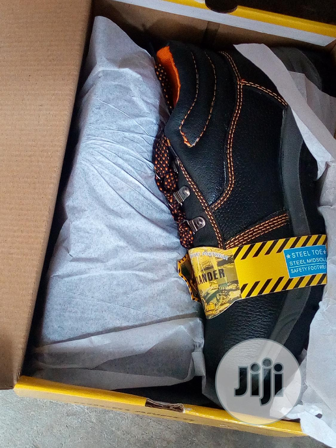 Safety Boots | Shoes for sale in Lagos Island (Eko), Lagos State, Nigeria
