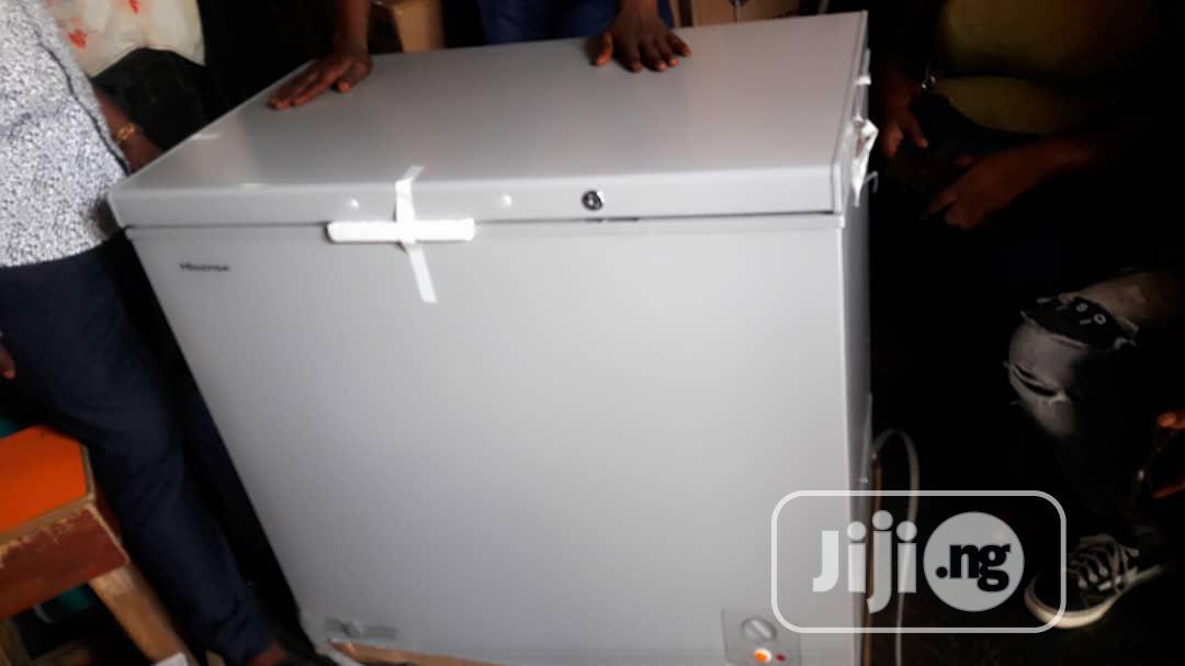 Hisense Freezer 440SH