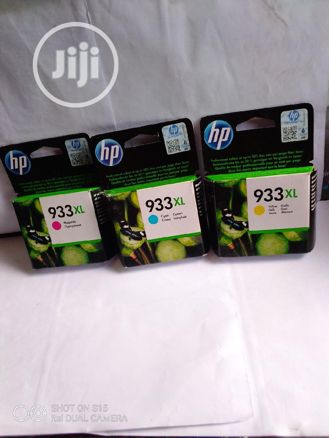 Brand New Hp Important Ink