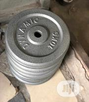 Dumbell Plate(Per Kg) | Sports Equipment for sale in Lagos State, Surulere