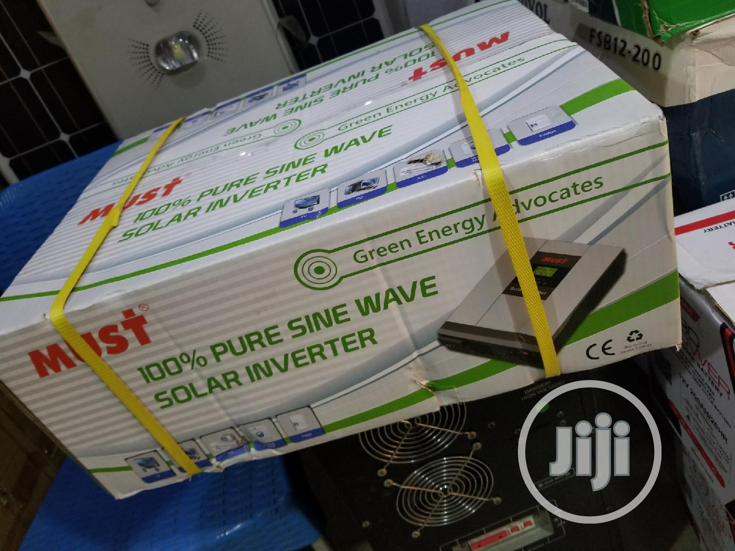 Archive: 3kva Must Power Inverter