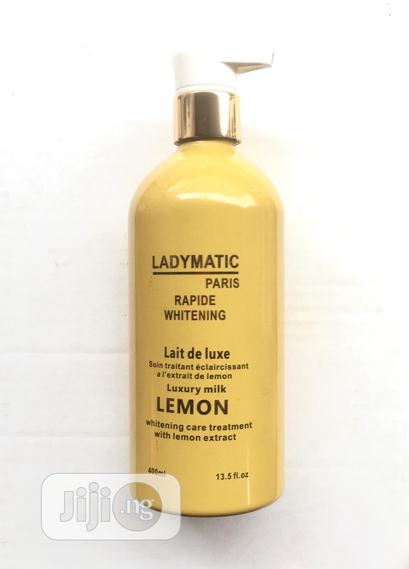 Ladymatic Rapide Whitening Cream