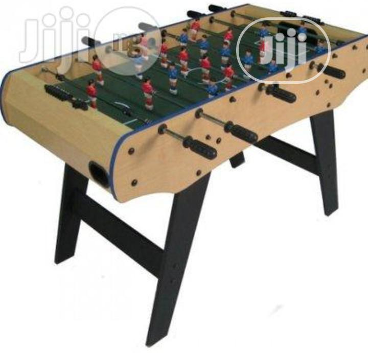 Archive: Standard Soccer Table