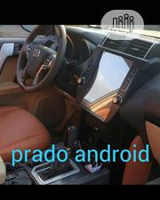 Android DVD Toyota Prado 2018 Model   Vehicle Parts & Accessories for sale in Lagos State, Mushin