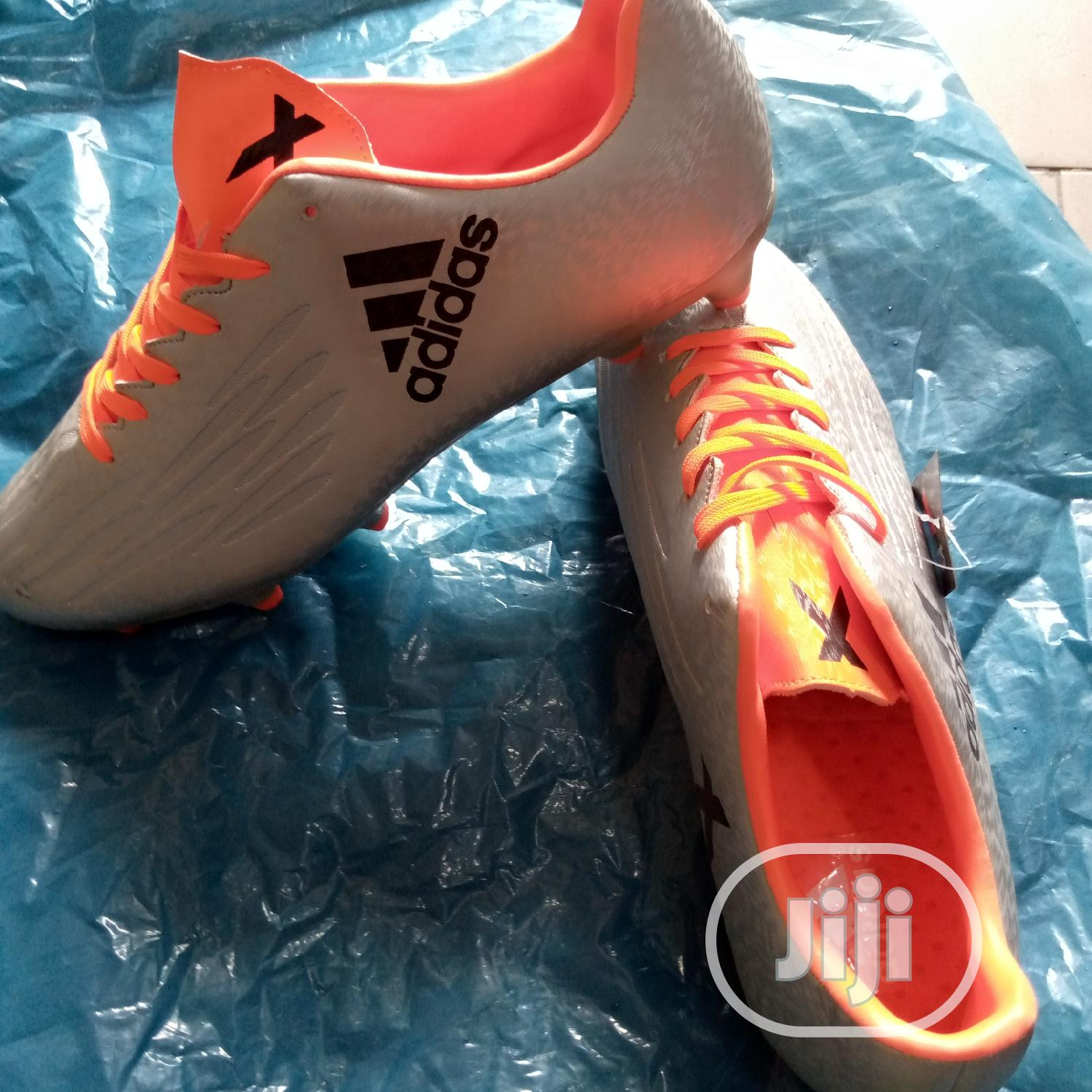 Archive: Soccer Boot
