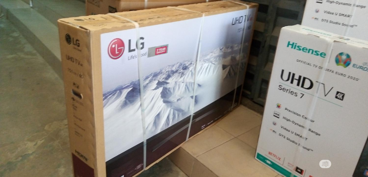 "Original LG UHD TV 4K 60""Inch Smart Magic Remote 60UJ634V 