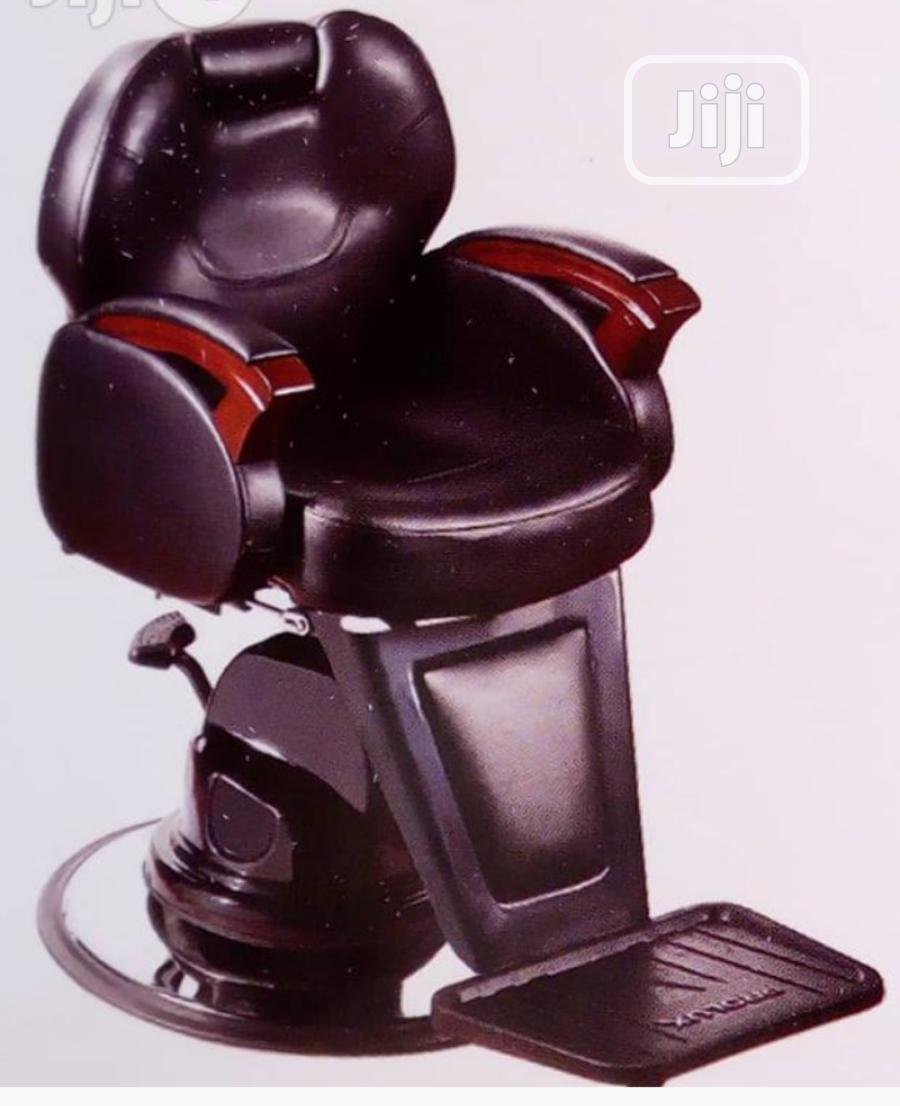 Presidential Barber Chair