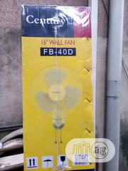 Century Wall Fan 16"