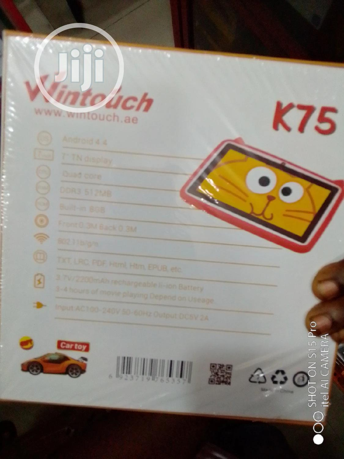 New Wintouch K75 8 GB   Toys for sale in Agege, Lagos State, Nigeria