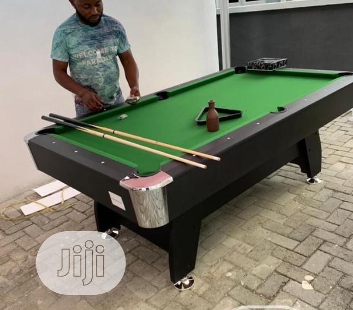 Brand New Snooker Table With Complete Accessories
