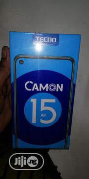 New Tecno Camon 15 Air 64 GB   Mobile Phones for sale in Lagos State, Lekki Phase 1
