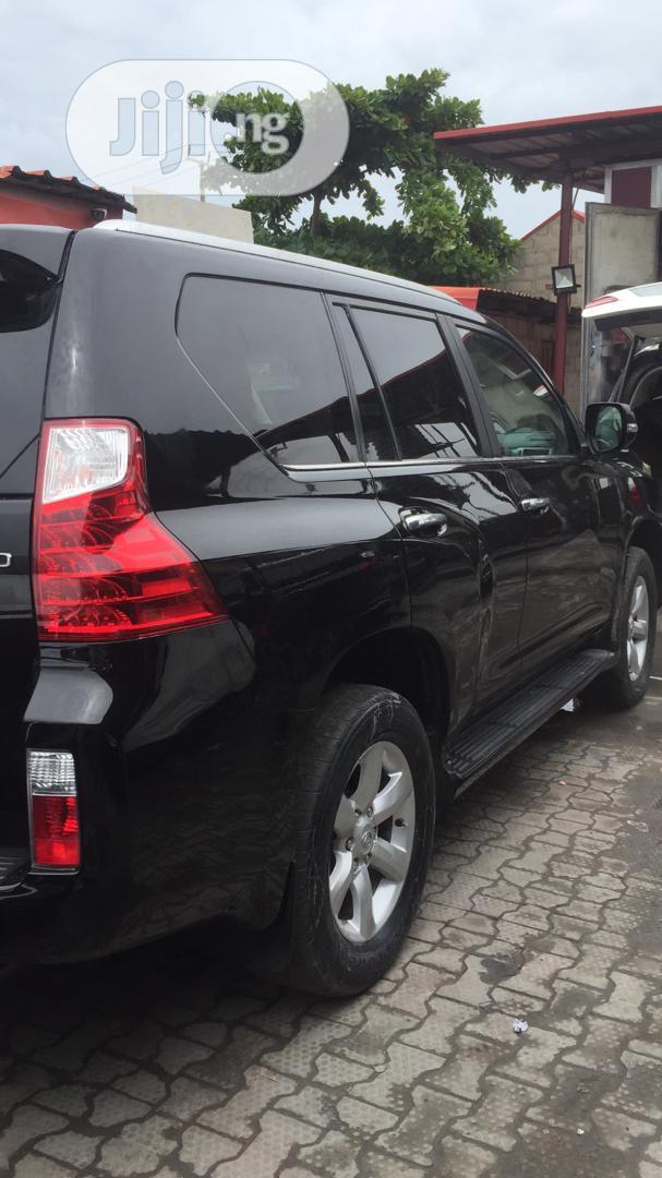 Lexus GX 2010 460 Black | Cars for sale in Ajah, Lagos State, Nigeria