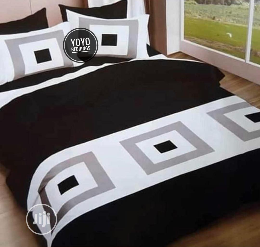 Quality Black And White Duvet Set In Gwarinpa Home Accessories Abigail Agono Uyoyou Jiji Ng