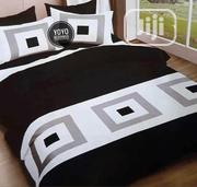 Quality Black and White Duvet Set.   Home Accessories for sale in Abuja (FCT) State, Gwarinpa