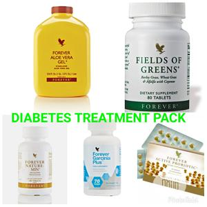 Forever Living Diabetes Treatment Pack. 100% Powerful! | Vitamins & Supplements for sale in Lagos State, Amuwo-Odofin
