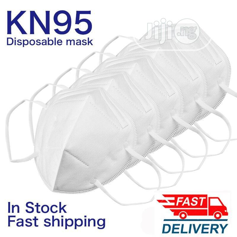 N95 (KN95) Respirator Nose Mask | Safety Equipment for sale in Ikeja, Lagos State, Nigeria