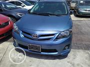 Toyota Corolla 2013 Blue   Cars for sale in Lagos State, Lekki Phase 1