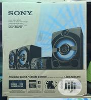 Sony Sound System Model MHC80D With Bluetooth | Audio & Music Equipment for sale in Lagos State, Ajah