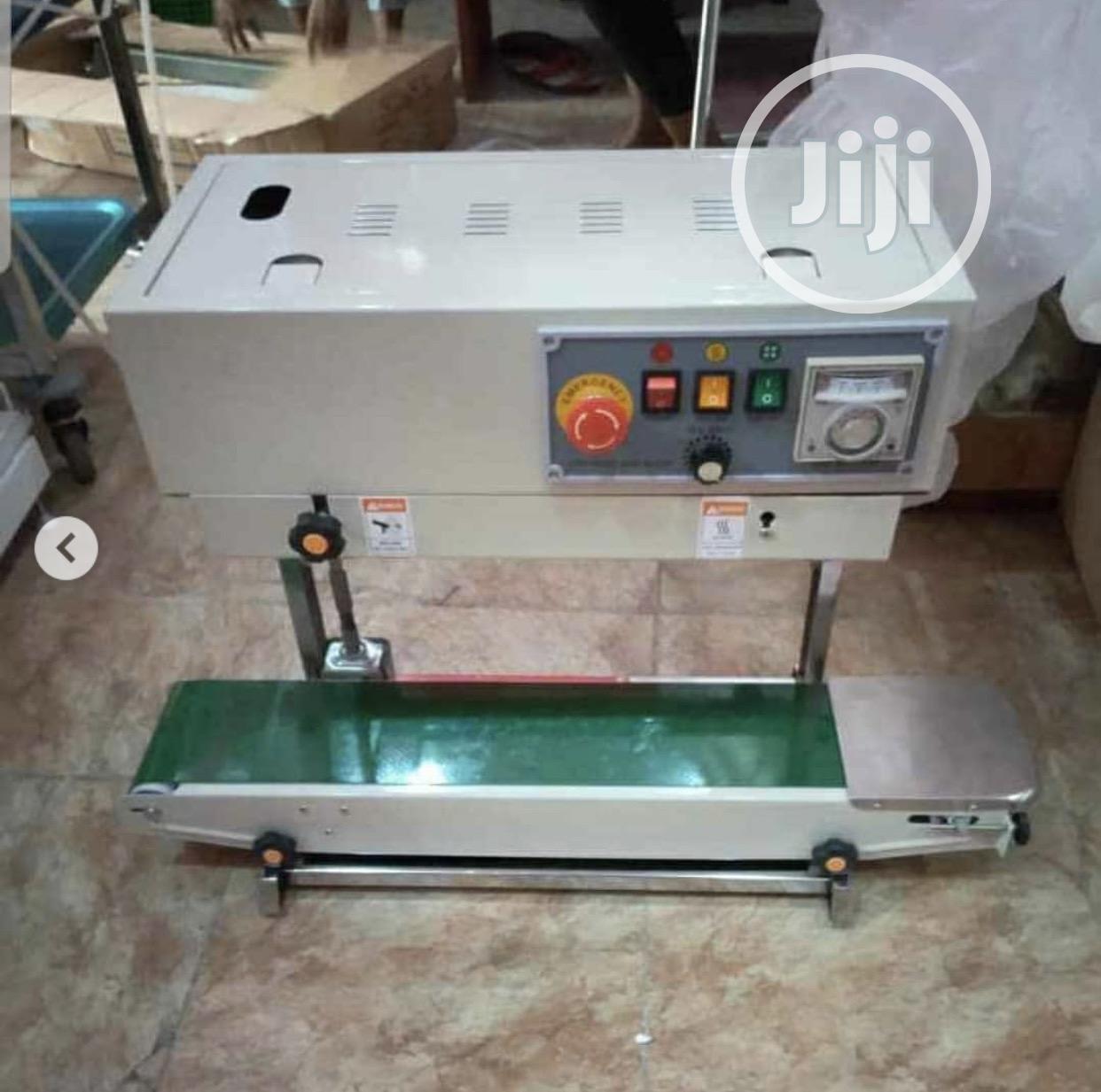 Brand Sealing Machine