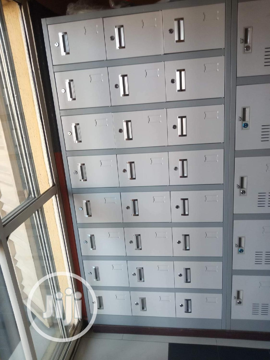 Archive: Workers Locker for Offices