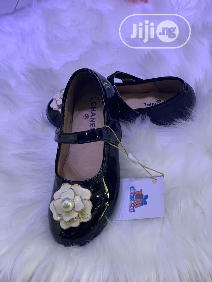 Chanels Flat Shoes For Girls