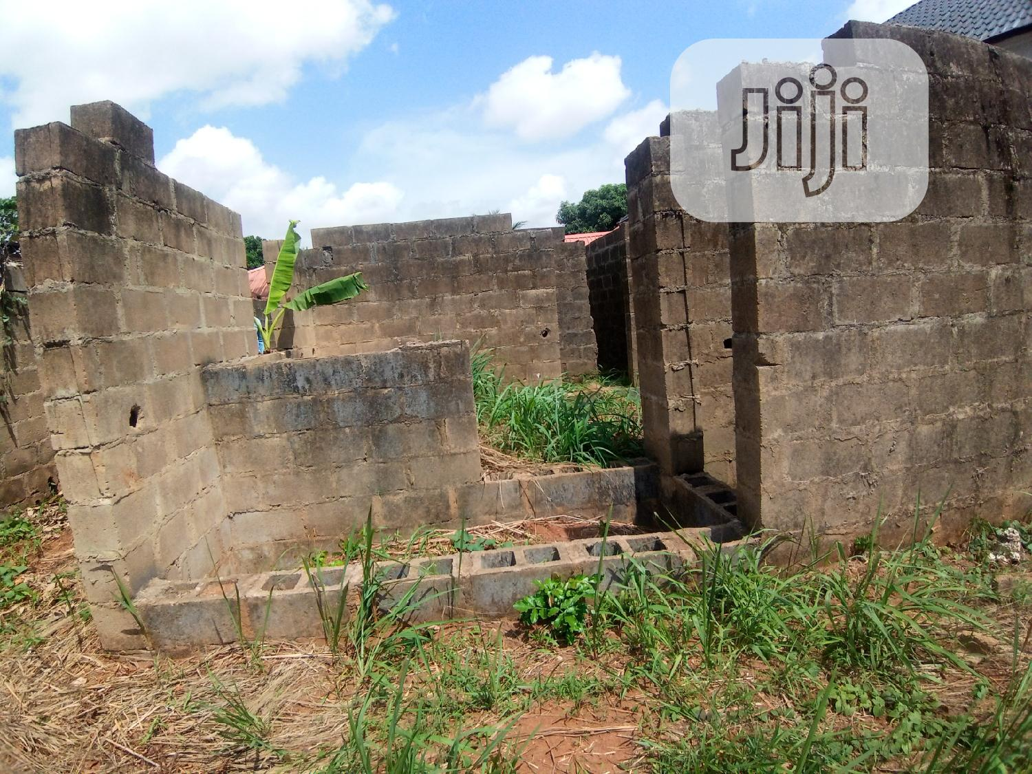 Uncompleted 2bedroom Setback At Peace Estate Baruwa