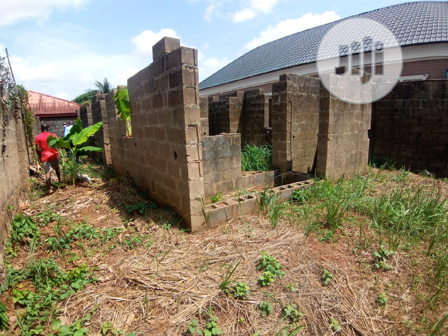 Uncompleted 2bedroom Setback At Peace Estate Baruwa | Land & Plots For Sale for sale in Alimosho, Lagos State, Nigeria