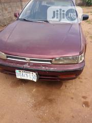 Honda Accord 1999 LX Red   Cars for sale in Ogun State, Ado-Odo/Ota