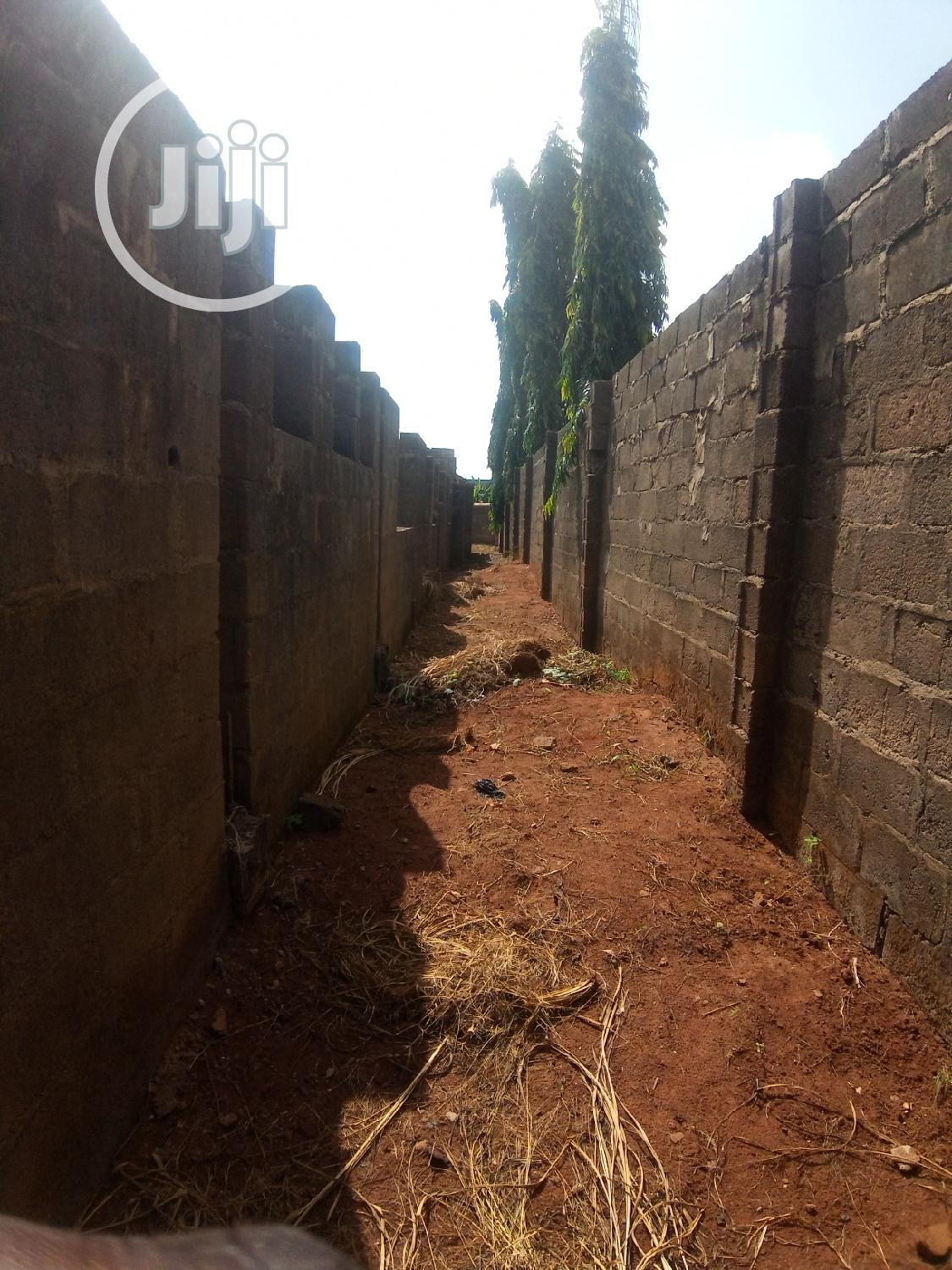 Uncompleted Structure on Full Plot of Land at New London Est Baruwa | Land & Plots For Sale for sale in Alimosho, Lagos State, Nigeria