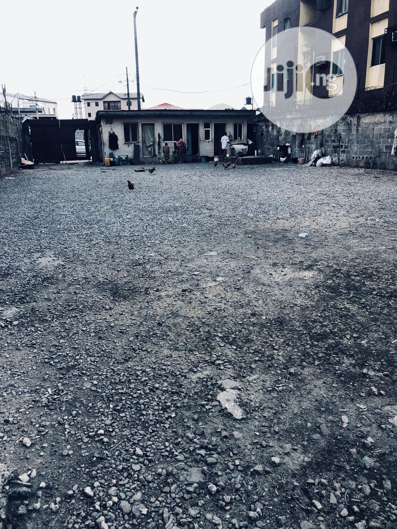 A Plot Of Land In Surulere With Global C Of O 15m | Land & Plots For Sale for sale in Surulere, Lagos State, Nigeria