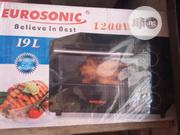 Eurosonic 19l Oven | Kitchen Appliances for sale in Oyo State, Ibadan
