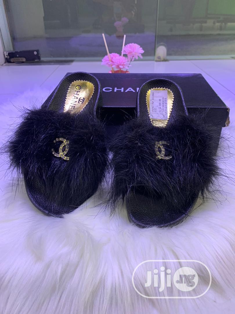 Chanels Slides For Girls