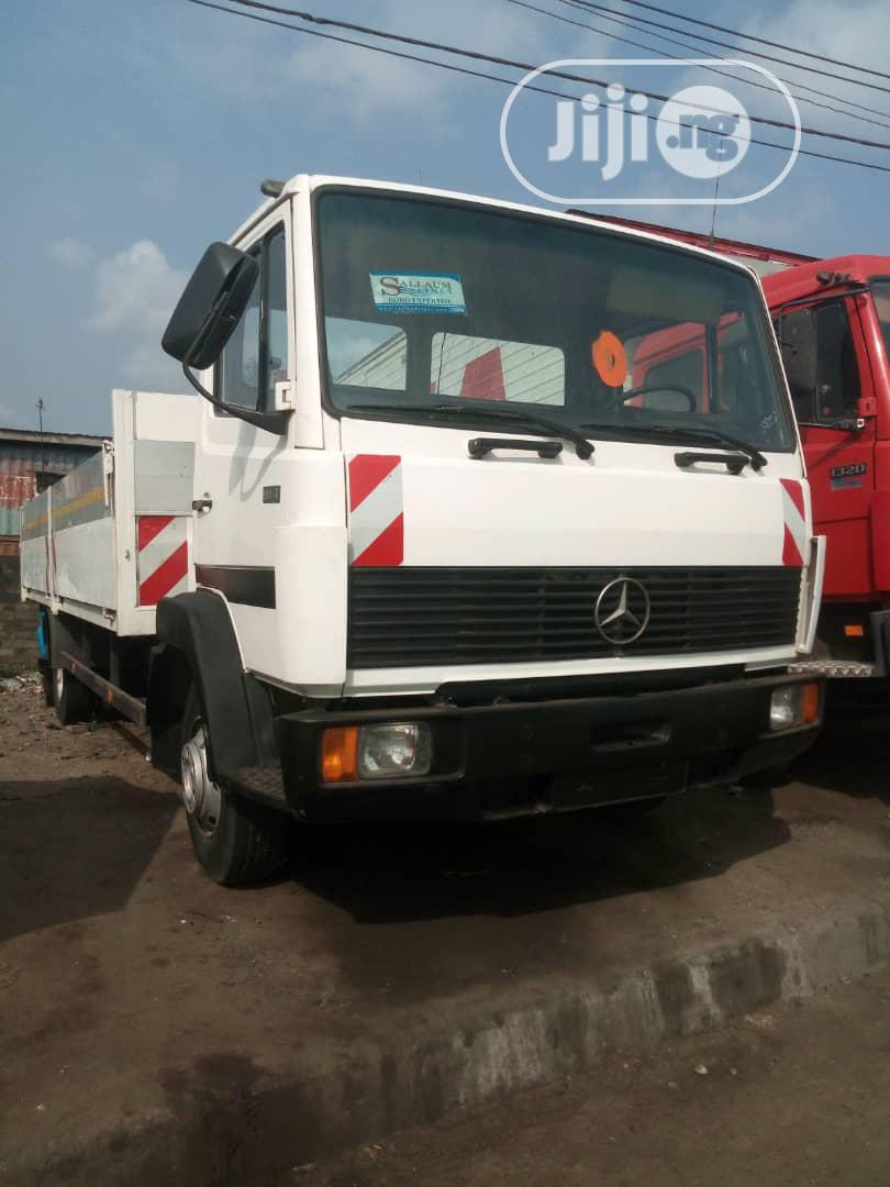 Mercedes Benz 814 Pick-Up