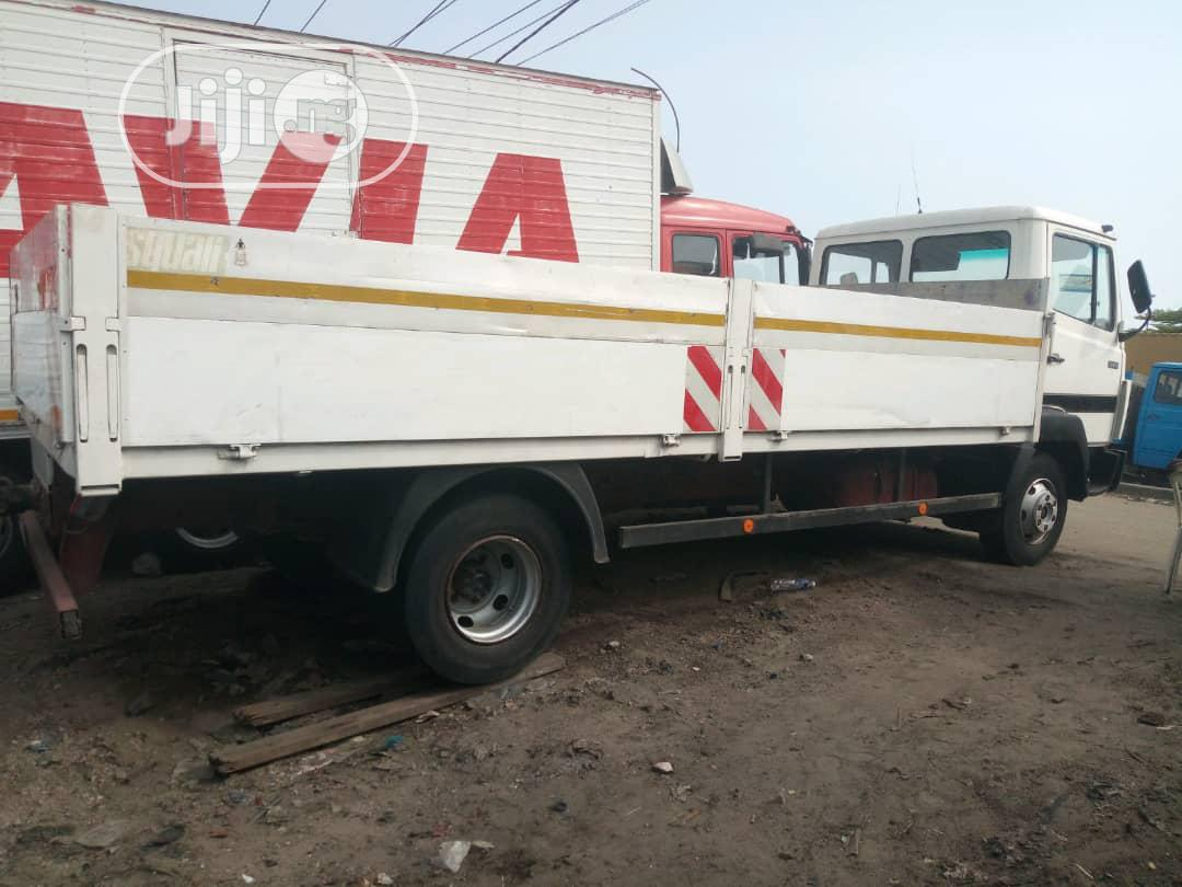 Mercedes Benz 814 Pick-Up | Trucks & Trailers for sale in Apapa, Lagos State, Nigeria
