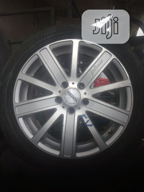 17 RIM FOR Lexus Nissan